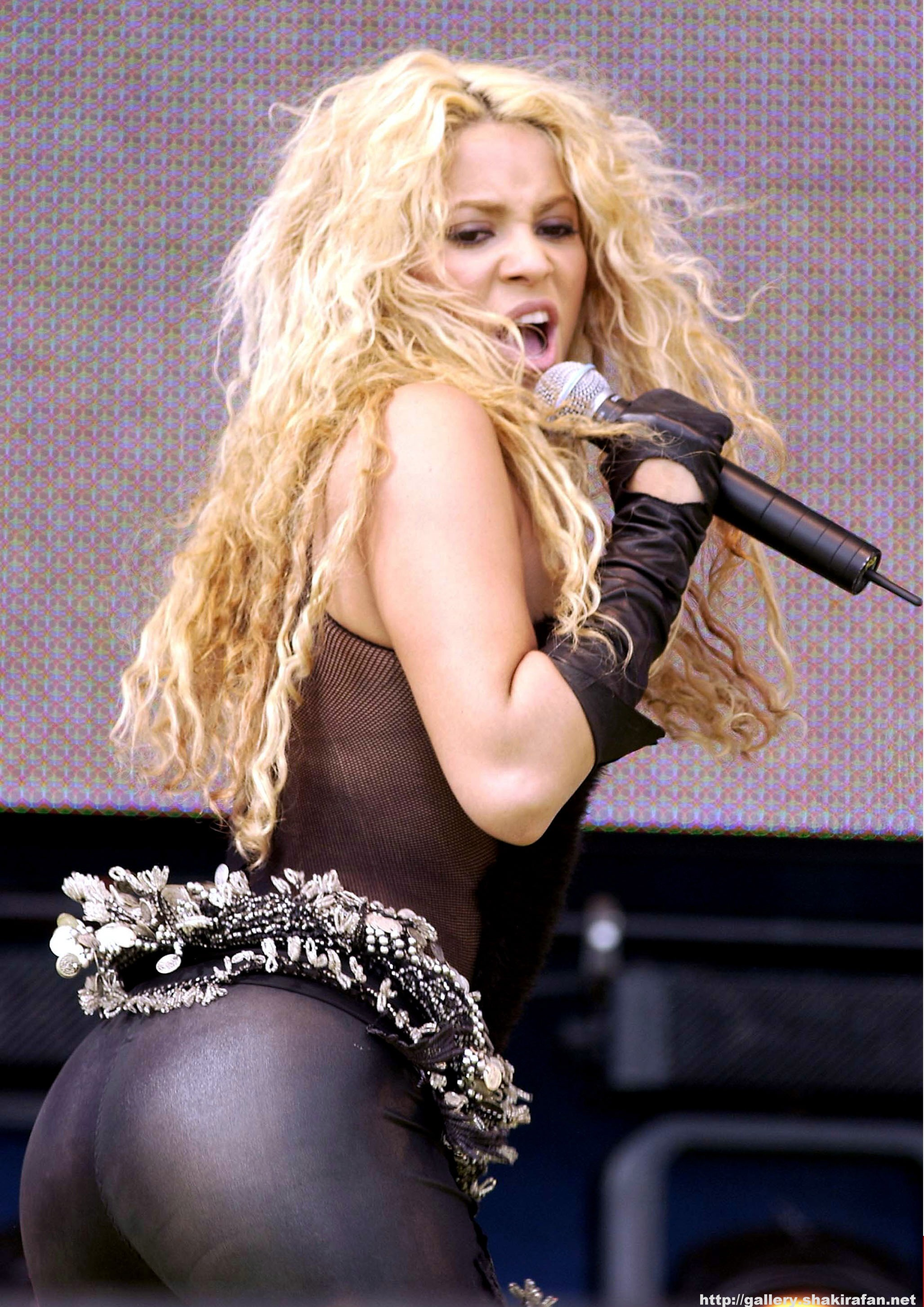 shakira ass pictures
