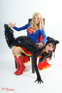 catwoman_and_supergirl_by_ivy95-d6g8t7y