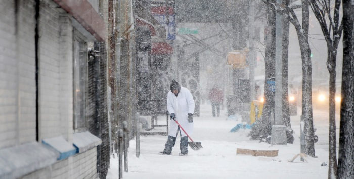 New York braces for more snow