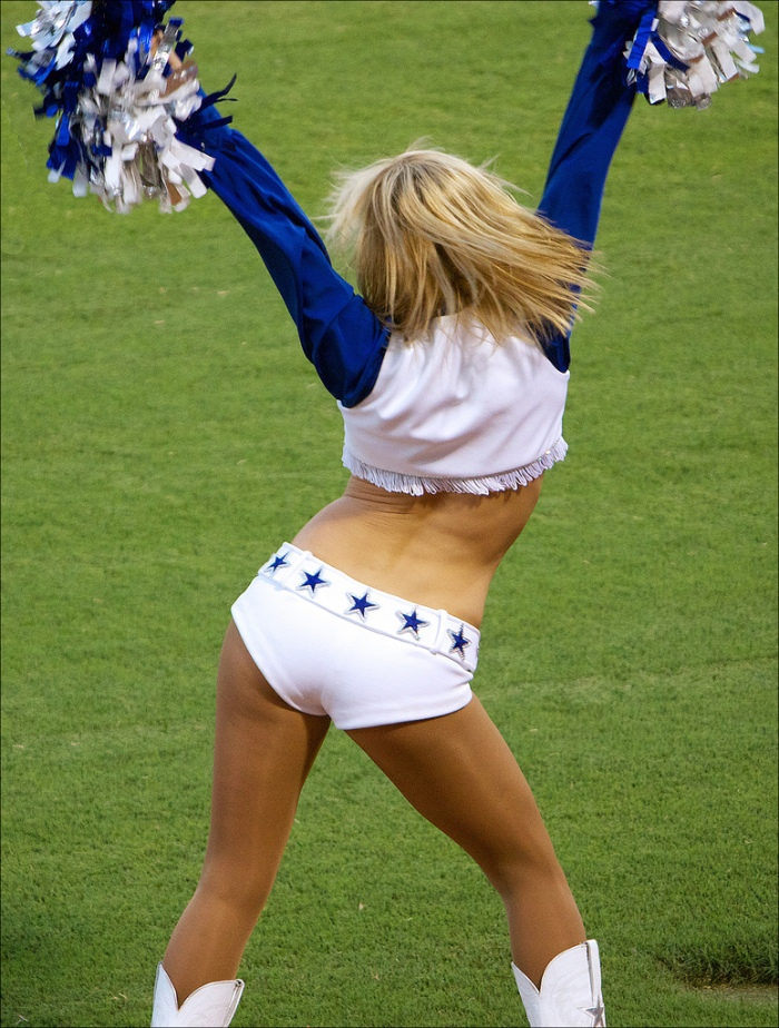 Dallas Cowboys Cheerleaders - VIII
